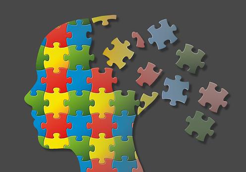 disociación y partes de la psique